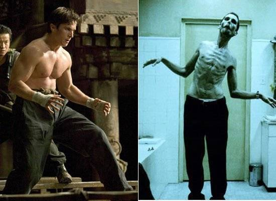 Christian Bale The Machinist Weight Loss Diet