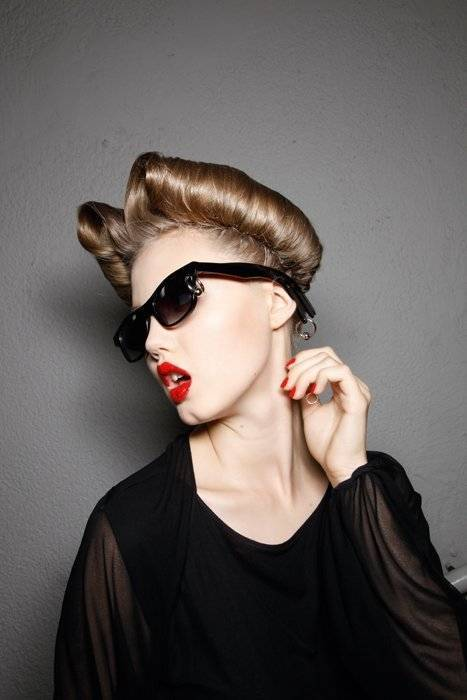 Retro - Hair Trends