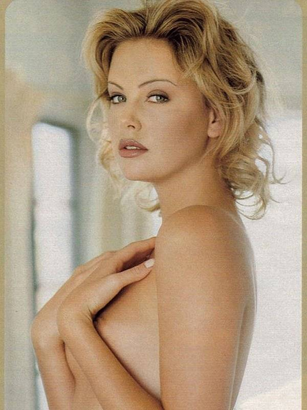 charlize theron in playboy 1999 01   tabu