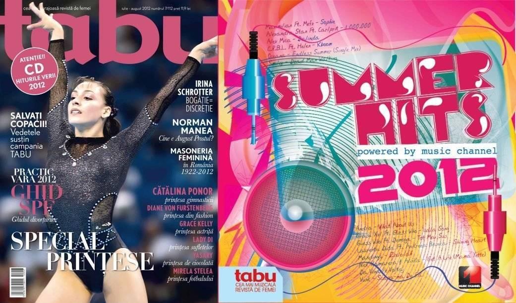 Asculta SUMMER HITS 2012 numai cu TABU! Voltaj, Vunk, CRBL