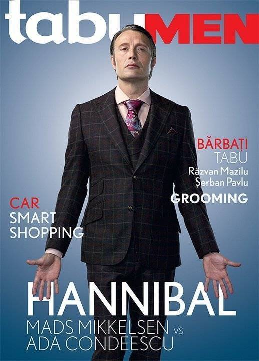 coperta Men Hannibal