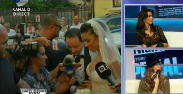 raluca pepe rochie nunta