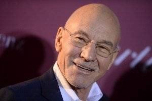 Patrick Stewart attends the 26th Annual Palm Springs International Film Festival Awards Gala at Parker Palm Springs on January 3, 2015 in Palm Springs, California. Photo by Lionel Hahn/AbacaUsa.com