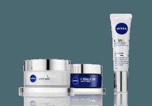 Gama NIVEA Cellular Anti-Age