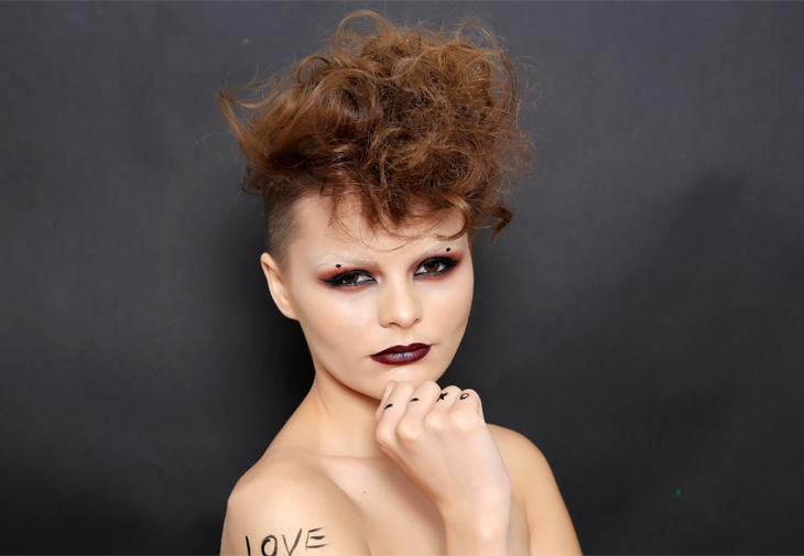 Punk Make Up Tutorial