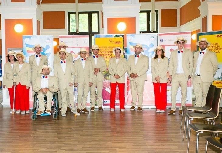 Echipa Paralimpica a Romaniei este gata pentru Jocurile de ...