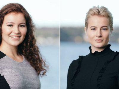 Katharina și Alexandra Andresen