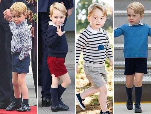 Prințul George
