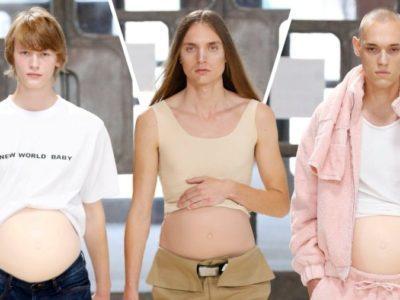 bărbați însărcinați