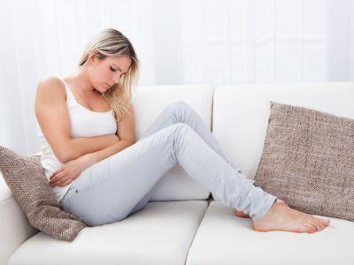 Crampele menstruale