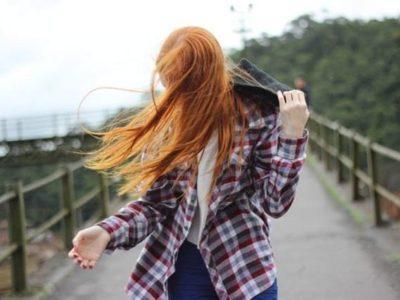 părul roșcat