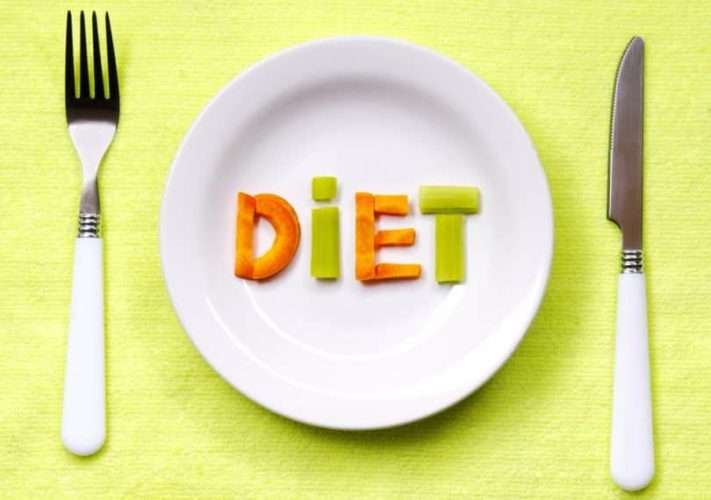 dieta militară