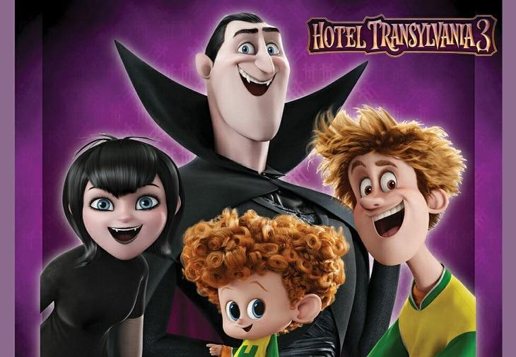 Hotel Transylvania 3: Vacanța de vară este pe primul loc în top debut Box Office