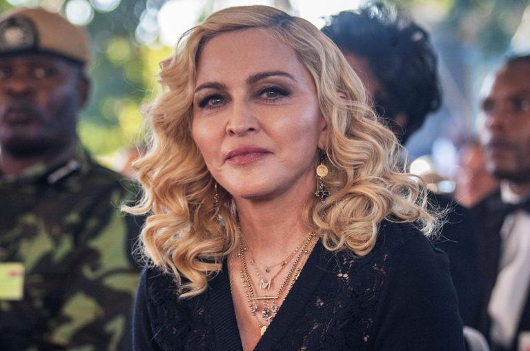 Scandal în showbiz! Un model o acuză pe Madonna de hărțuire sexuală
