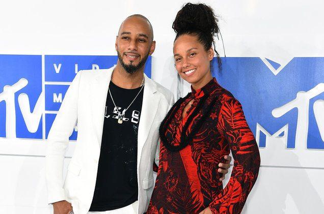 Alicia Keys, cadou extravagant pentru soțul ei