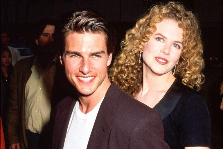 Nicole Kidman face dezvăluiri intime despre mariajul cu Tom Cruise