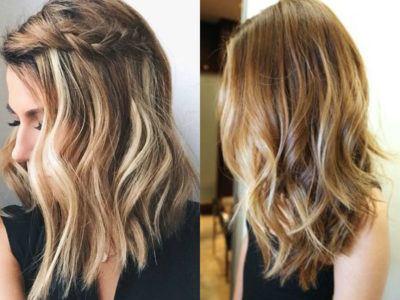 nuanțe de păr