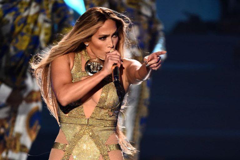 Jennifer Lopez, apariţie bizară pe stradă. Fanii ei au rămas fără cuvinte