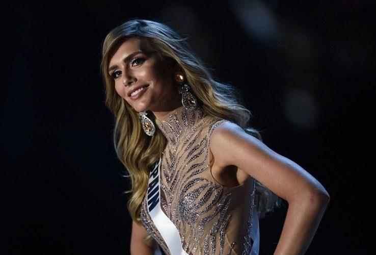 Un model transsexual a scris istorie la Miss Univers 2018
