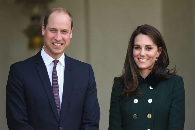 Fotografia inedită, în formulă de 5, aleasă de Kate şi William pentru felicitarea de Crăciun