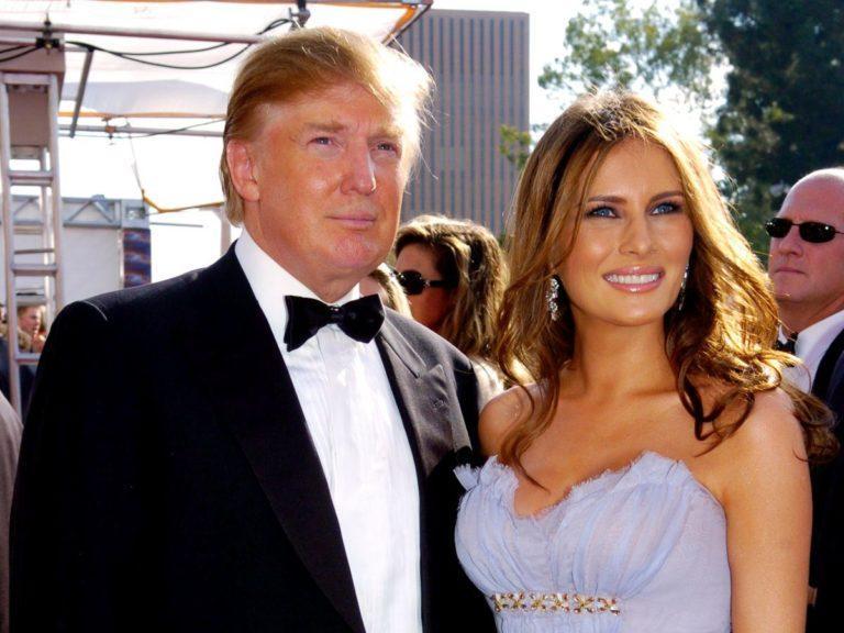 Cel mai sincer interviu: cum s-a îndrăgostit Melania de Donald Trump, acum 20 de ani
