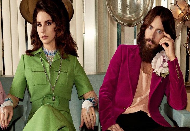 Lana Del Rey se alătură echipei Jared Leto și Courtney Love pentru campania Gucci Guilty
