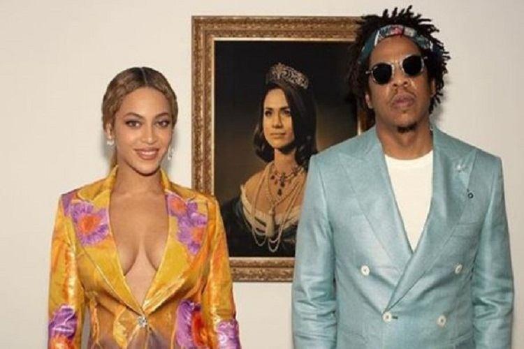 Meghan Markle arată ca o regină pentru Beyonce și Jay-Z