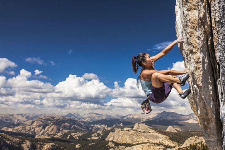 Femeile îşi asumă tot atât de multe riscuri ca şi bărbaţii. În unele situații!