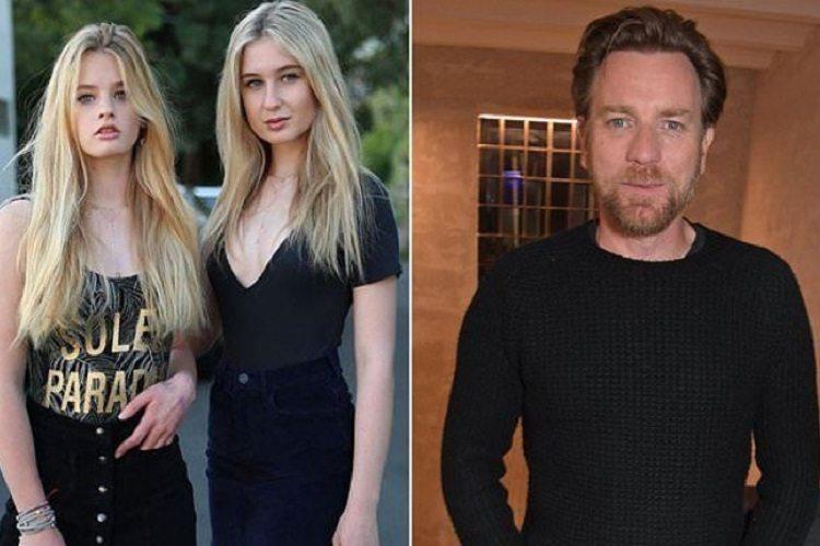 Fiicele lui Ewan McGregor susțin că sunt bisexuale