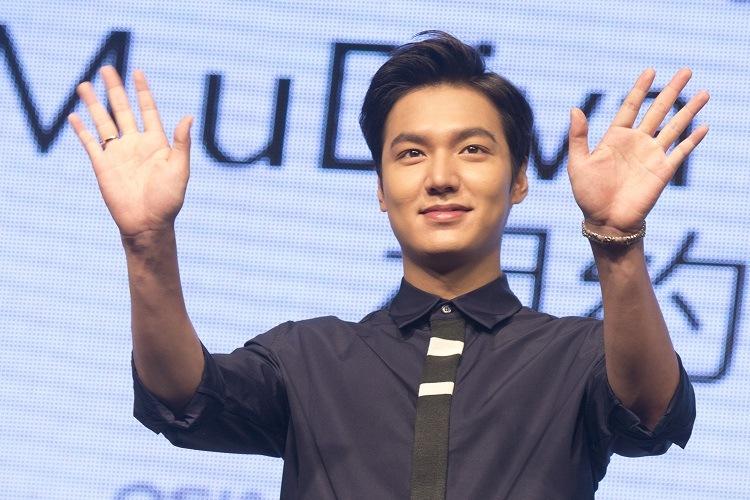 Actorul sud-coreean Lee Min Ho își încheie serviciul militar și revine pe micul ecran