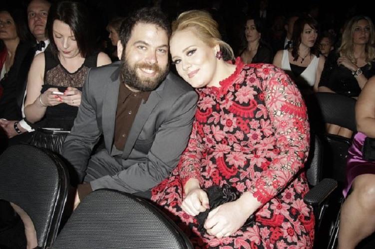 Adele s-a despărţit de soţul ei, Simon Konecki