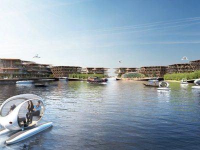 Orașele plutitoare