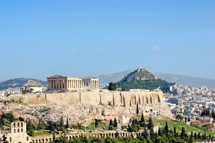 Schimbările climatice amenință ruinele antice din Grecia, spun cercetătorii