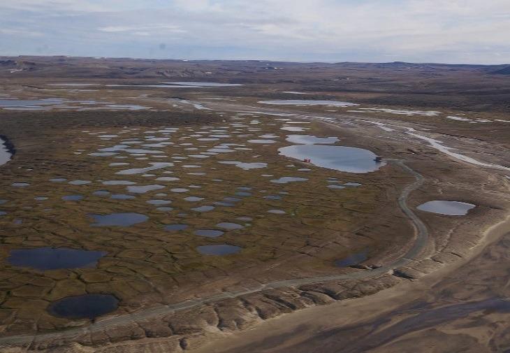 Oamenii de știință uimiți că permafrostul canadian se dezgheață cu 70 de ani mai devreme