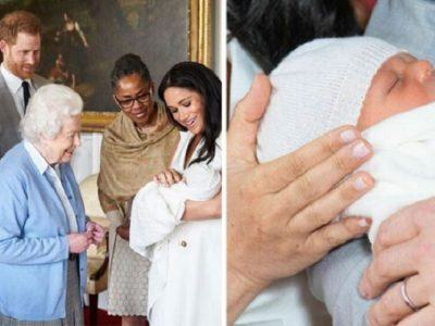 Bebelușul regal