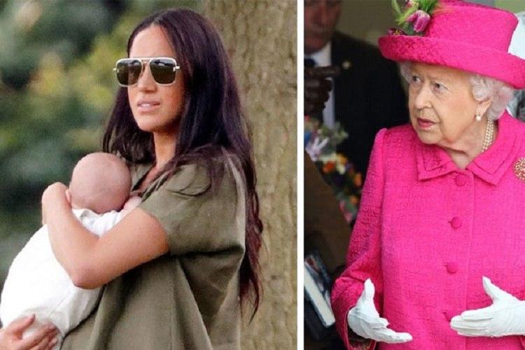 Meghan Markle, în conflicte cu Regina Elisabeta, din cauza micului Archie