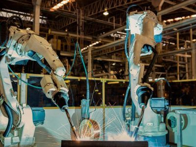 roboţi