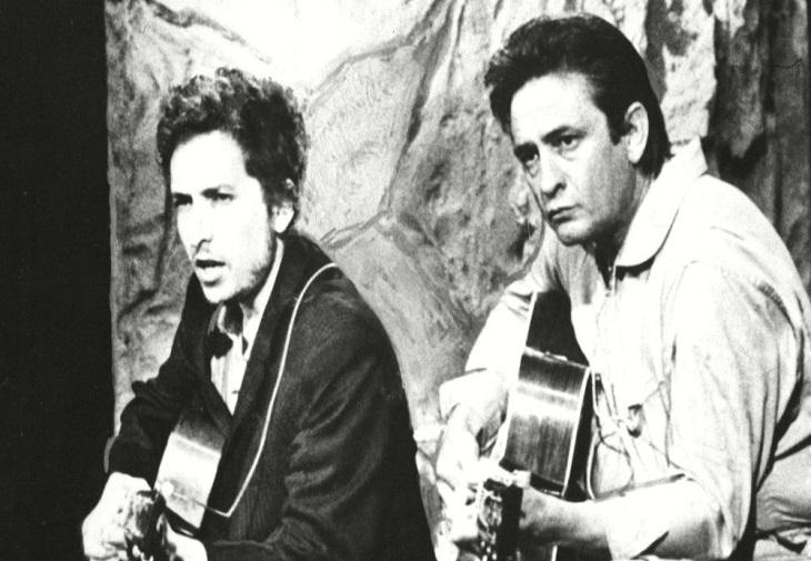 Bob Dylan va lansa colecția country Travelin' Thru, 1967-69 – cu Johnny Cash