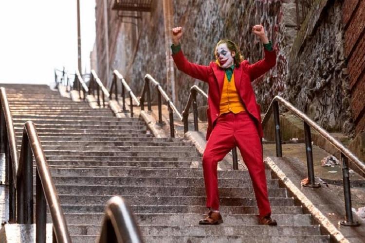 Scările lui Joker devin o nouă atracție turistică în New York