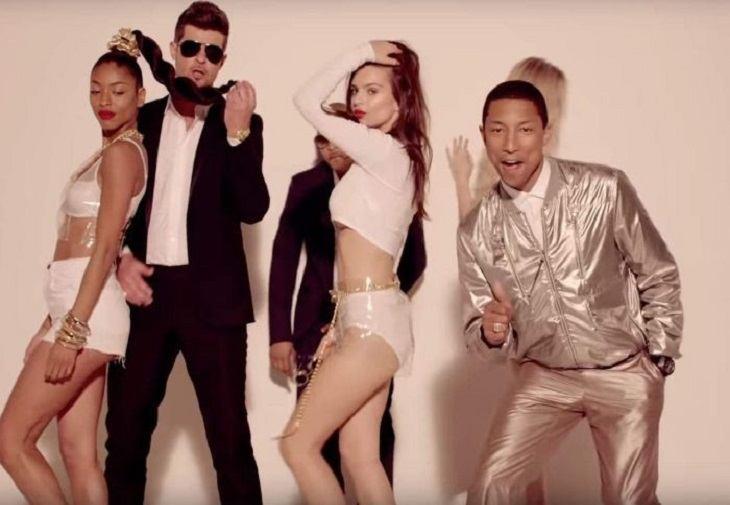 Pharrell Williams își schimbă tonul despre versurile din Blurred Lines: N-am înțeles inițial