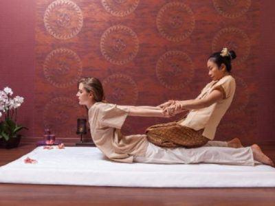 masajul thailandez
