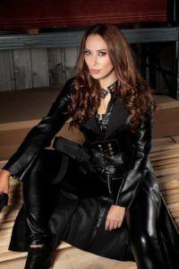 Iulia vantur in serialul filmat la londra