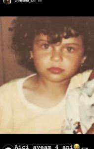 chisrina ich la 4 ani