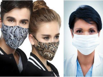 mască medicinală