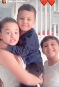 maya si fratii ei