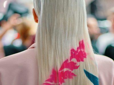 părul tatuat