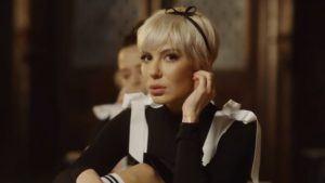 sore in videoclip