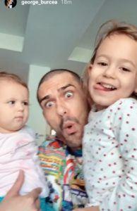 george burcea si fetele lui