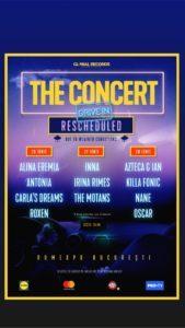 concert drive amanat