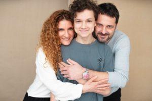 andrei-aradits-familie